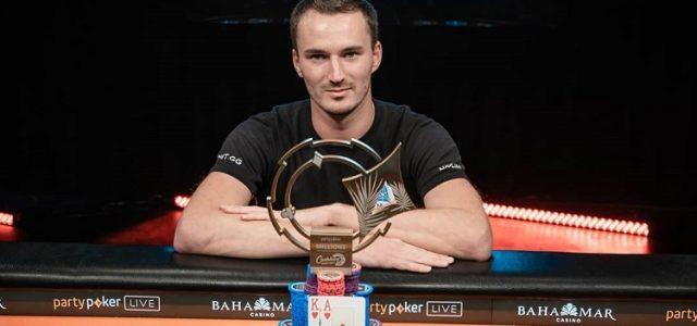 Стеффен Сонтхаймер – чемпион турнира суперхайроллеров