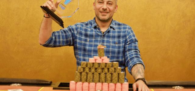 Панагиотис Панагиотидис выиграл Главное событие серии PokerNews Cup
