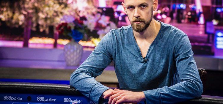 Чидвик одержал победу в Британском Poker Open