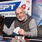 Россиянин победил на событии EPT National Prague