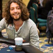 Недавно прошел благотворительный турнир со звездами от PokerStars