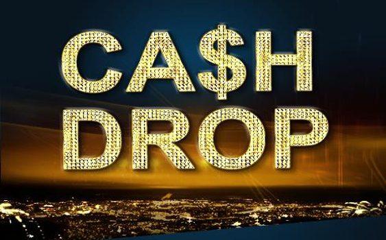 Новая акция на Cash Drop