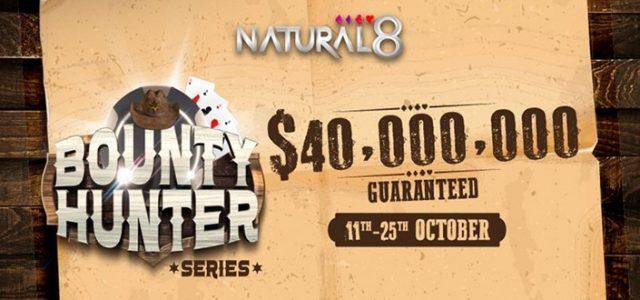 3 турнира Super Million$ Bounty Hunter с бай-ином в 10 300 долларов